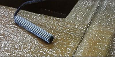 Verarbeitung faserverstärkter Kunststoffe